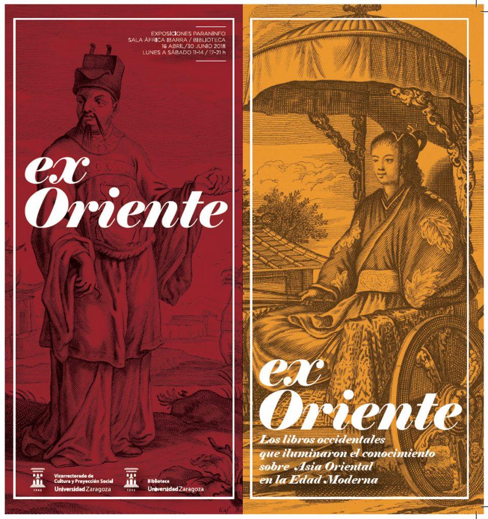 Ex Oriente : Los libros occidentales que iluminaron el conocimiento sobre Asia Oriental en la Edad Moderna