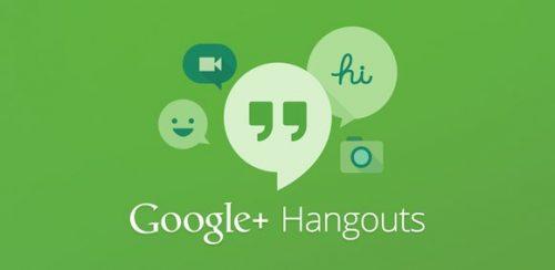 Chat de la Buz con Hangouts