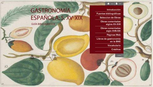 Guía de la gastronomía española