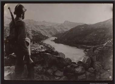 Walter Reuter. Ofensiva sobre el Ebro