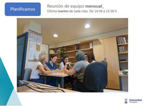 la experiencia de uso de la metodología kanban para la gestión de tareas en la organización del trabajo de la Biblioteca de la Escuela Politécnica Superior (EPS): planificar