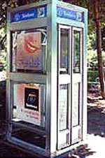 Cabina Modelo A de Telefónica