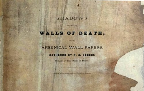Shadows from the walls of death