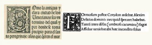 Imprenta, textos y géneros medievales. Exposición en la Biblioteca del Paraninfo de la Universidad de Zaragoza