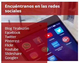 Portal del Estudiante de la Biblioteca de la Universidad de Zaragoza: Encuéntranos en las redes sociales
