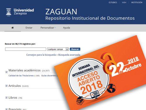 """Semana Internacional del Acceso Abierto – El equipo tras """"Zaguán"""""""