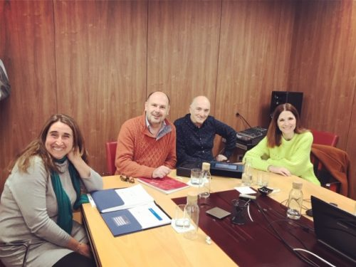 Reunión del Grupo UniCi2 en Madrid (febrero 2019)