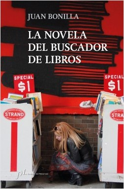 Juan Bonilla: La novela del buscador de libros