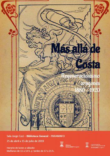 Más allá de Costa. Regeneracionismo aragonés 1880-1920