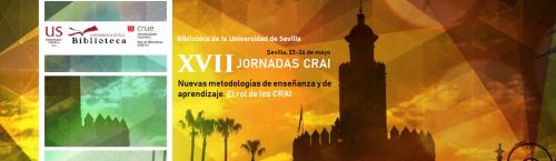 XVII Jornadas CRAI: nuevas metodologías de enseñanza y aprendizaje. El rol de los CRAI