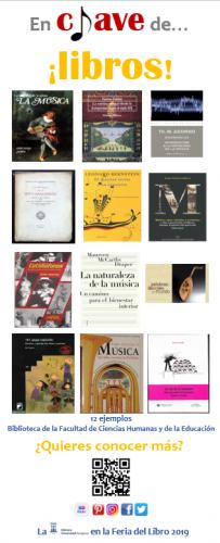 La Biblioteca de la Universidad de Zaragoza en la Feria del Libro de Huesca 2019