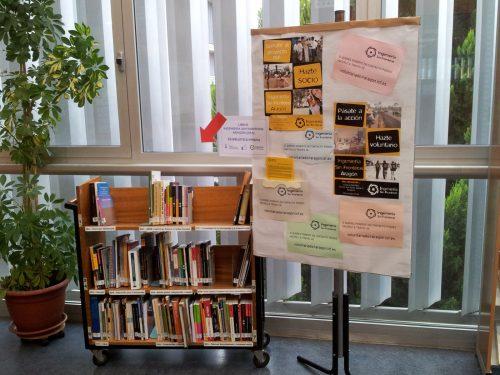 Los fondos de Ingeniería Sin Fronteras-Aragón (ISFA) llegan a la Biblioteca Hypatia