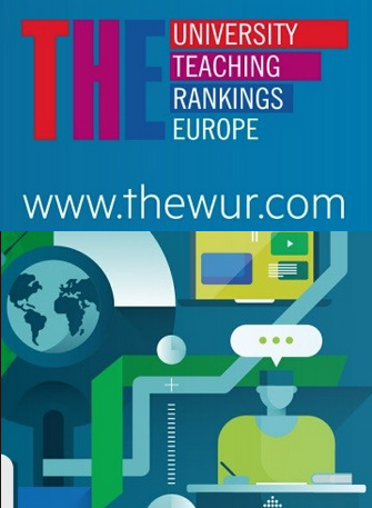 THE Europe Teaching Rankings 2019