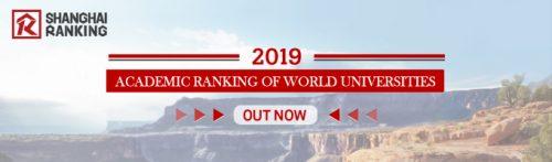 Ranking de Shanghai 2019