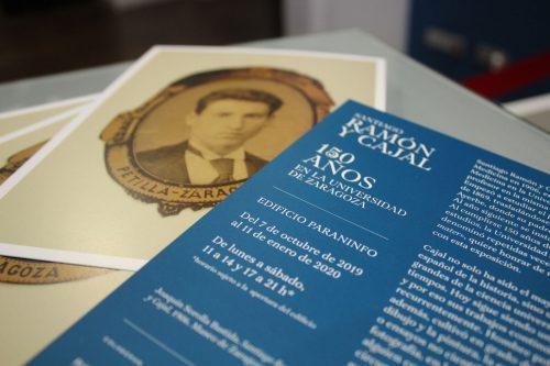 Santiago Ramón y Cajal. 150 años en la Universidad de Zaragoza