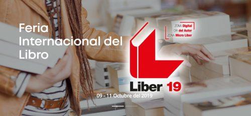LIBER 2019 (Madrid, del 9 al 11 de octubre)