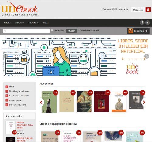 Portal Unebook