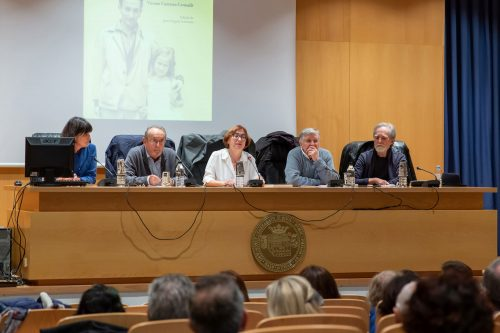 Presentación del libro editado por Javier Delgado Echeverría