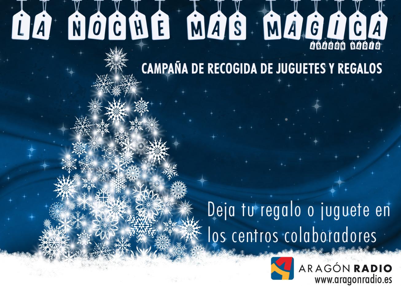 """La biblioteca de la EPS colabora un año más en la campaña """"La noche más mágica"""" de Aragón Radio"""