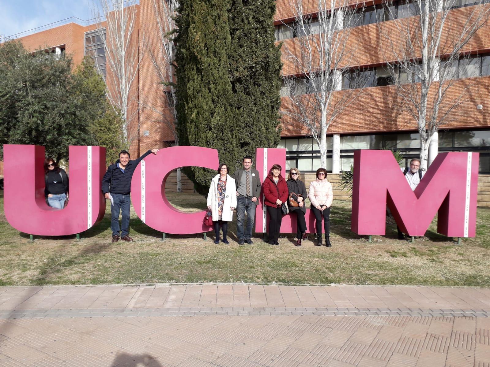Reunión de la Subsectorial de Bibliotecas del Grupo 9 de Universidades  Albacete, 27-28 de febrero de 2020